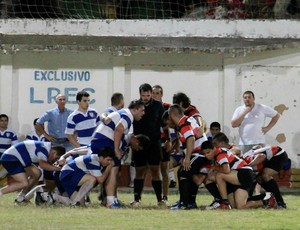 Asa Branca x Centuriões pela Liga do Nordeste de Rugby (Foto: Divulgação)