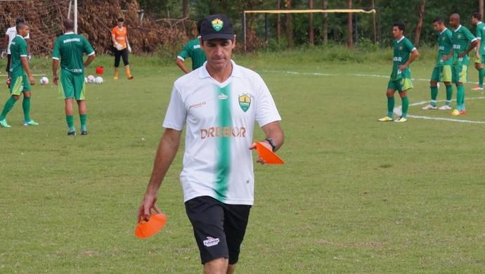Treinador Luciano Dias do Cuiabá (Foto: Assessoria/Cuiabá Esporte Clube)