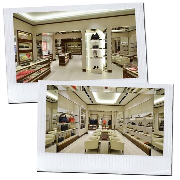 c4e6b4e949f15 Por dentro das novas lojas da Salvatore Ferragamo em solo brasileiro ...