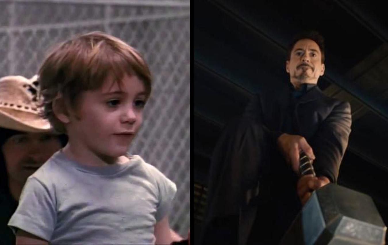 Robert Downey, Jr. e Tony Stark (Foto: Divulgação)