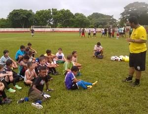 Projeto Social de Santo Expedito, Associação Atlética Expeditense (Foto: Cláudio Diploma / Cedida)