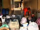 População recolhe doações para afetados pelas chuvas em Goiânia