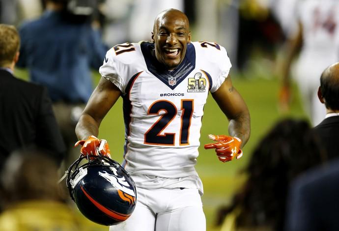 Aqib Talib Denver Broncos Super Bowl 50 (Foto: Getty Images)