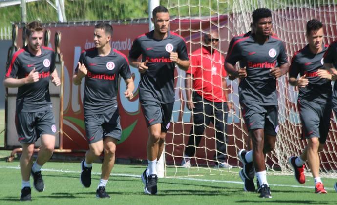 Internacional Inter treino Neris Inter (Foto: Eduardo Deconto/GloboEsporte.com)