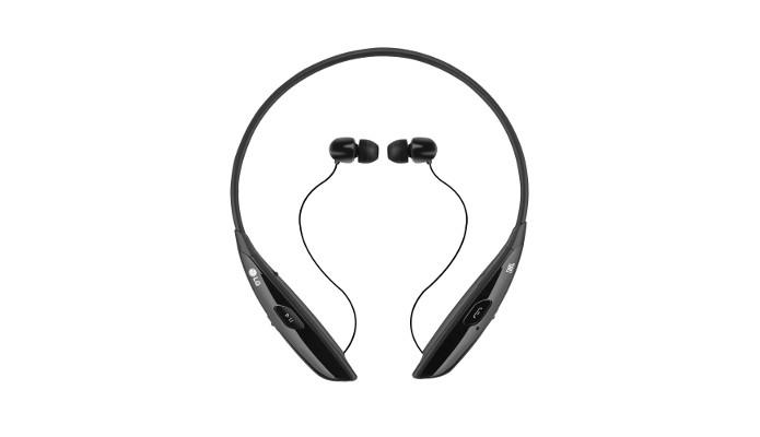 Fone de ouvido Tone Ultra HBS-810, da LG (Foto: Divulgação)