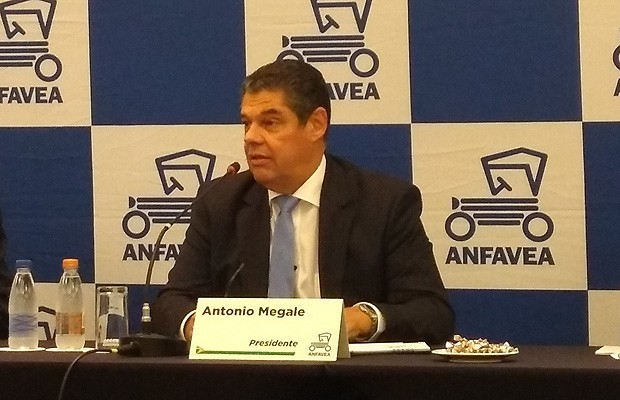Antonio Megale, presidente da Anfavea (Foto: Divulgação)