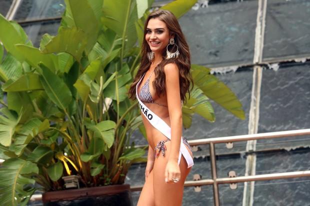 Miss Maranhão  (Foto: Iwi Onodera/EGO)