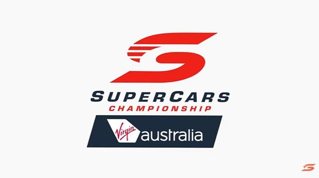 Logomarca da categoria Virgin Australia Supercars Championship versão 2017. (Foto: Reprodução/Supercars)