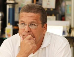 Joba, diretor de futebol do Treze (Foto: Leonardo Silva/Jornal da Paraíba)
