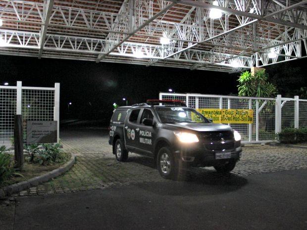 Caso ocorreu em resort localizado na AM 010 (Foto: Adneison Severiano/G1 AM)