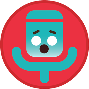 emoji the voice kids chocado (Foto: Gshow)