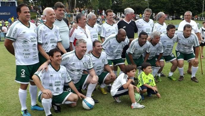 8e73030668 Time Master do Palmeiras participaram de amistoso em Jaú (Foto  Mariana  Bonora)