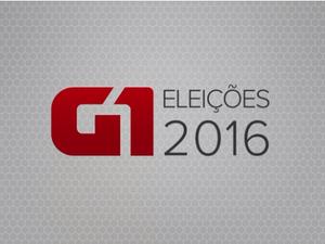 Selo - G1 Eleições 2016 (Foto: G1)