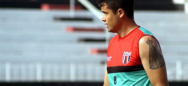 Zé Antônio deixa Botafogo e acerta com a Portuguesa por empréstimo (Foto: Cleber Akamine / globoesporte.com)