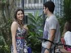 Bárbara e André vão namorar! Polliana Aleixo comenta relação do novo casal