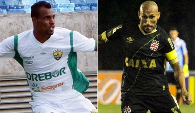 TV Rio Sul transmite nesta quarta-feira (13), Cuiabá x Vasco pela Copa do Brasil (Foto: globoesporte.com)