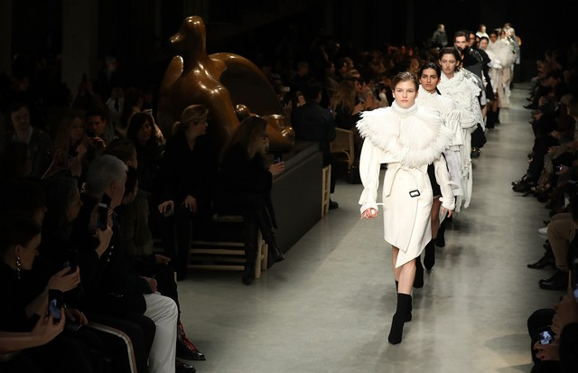 Burberry (Foto:  Getty / Tim P. Whitby / Stringe)