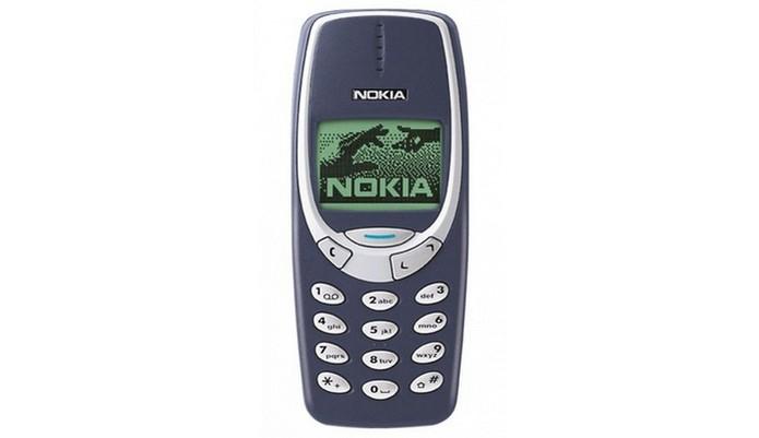 Nokia 3310 foi lançado no ano 2000 (Foto: Divulgação/Nokia) (Foto: Nokia 3310 foi lançado no ano 2000 (Foto: Divulgação/Nokia))