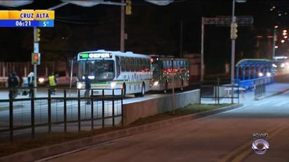 Será liberado o trânsito no corredor de ônibus da avenida Bento Gonçalves, em Porto Alegre