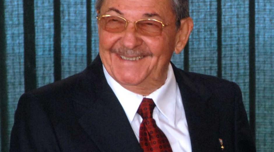 Raúl Castro, presidente de Cuba (Foto: Wikicommons)