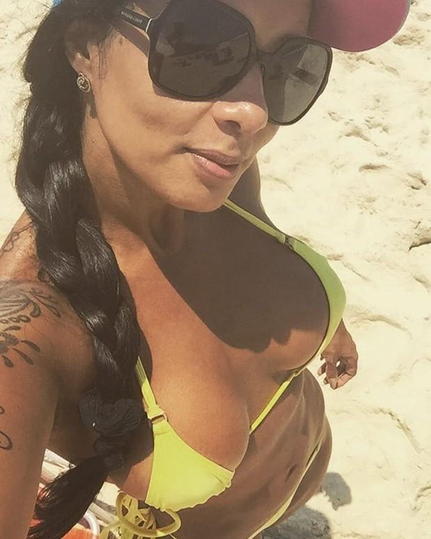 Milena Nogueira (Foto: Reprodução / Instagram)