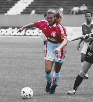 Duda Luizelli Inter futebol feminino (Foto: Divulgação)