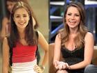 Confira antes e depois de Sandy, Junior e elenco do seriado da dupla