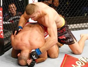 Jan Blachowicz e Ilir Latifi, UFC Suécia (Foto: Getty Images)