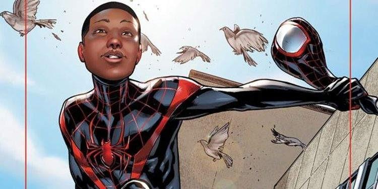 Miles Morales, o Homem-Aranha do Universo Ultimate (Foto: Divulgao)