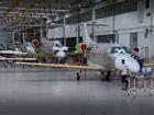Embraer encerra PDV nas fábricas no Brasil nesta quarta-feira (14)