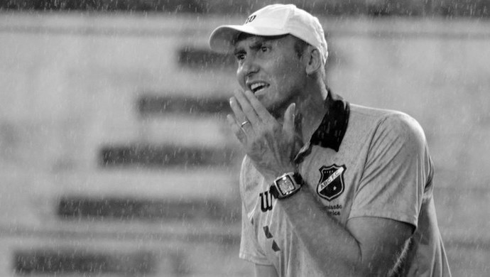 Gilmar Dal Pozzo - ex-técnico do ABC (Foto: Frankie Marcone/Divulgação/ABC)