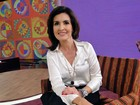Fátima Bernardes celebra a chegada da meia-idade: 'Não é um tabu'
