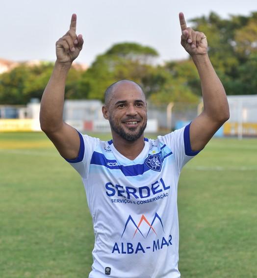 goleador (Marcelo Prest/A Gazeta)