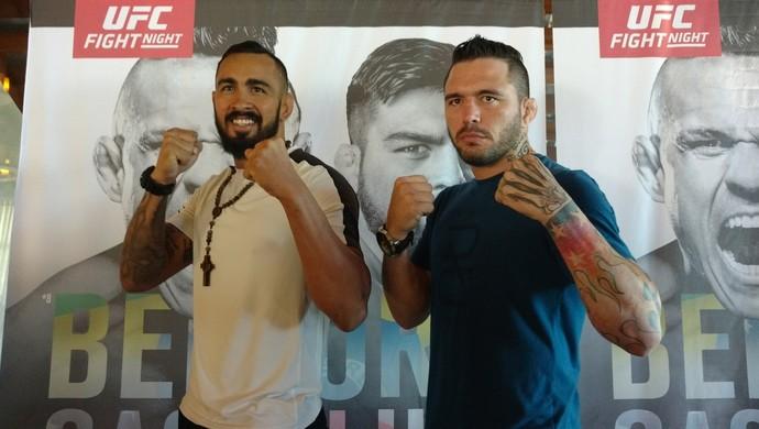 Rony Jason, Pepey, MMA, UFC (Foto: Juscelino Filho)