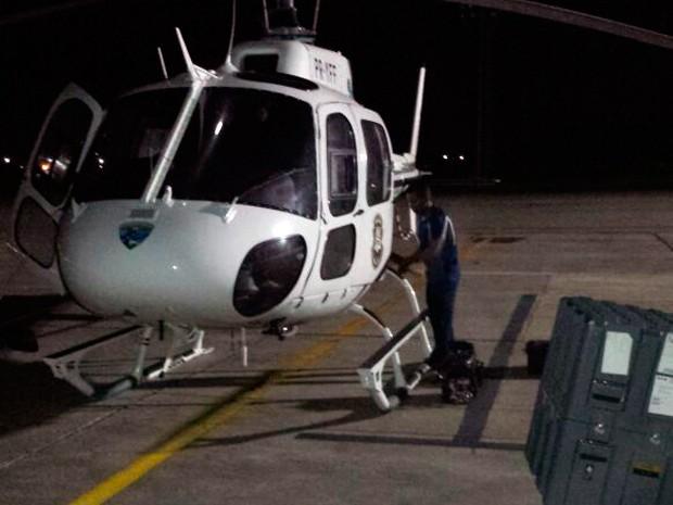 Buscas acontecem desde a noite desta quinta-feira (2), em Natal. (Foto: Divulgação/Polícia Militar)