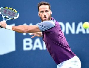 Roger Federer X Feliciano Lopez , toronto (Foto: Agência AP)