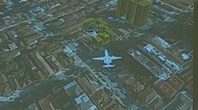 Pilotos de Campos fizeram trajeto de descida diferente do previsto, segundo FAB