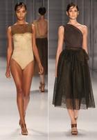 Lenny Niemeyer encerra a  25ª edição do Fashion Rio, na Marina da Glória