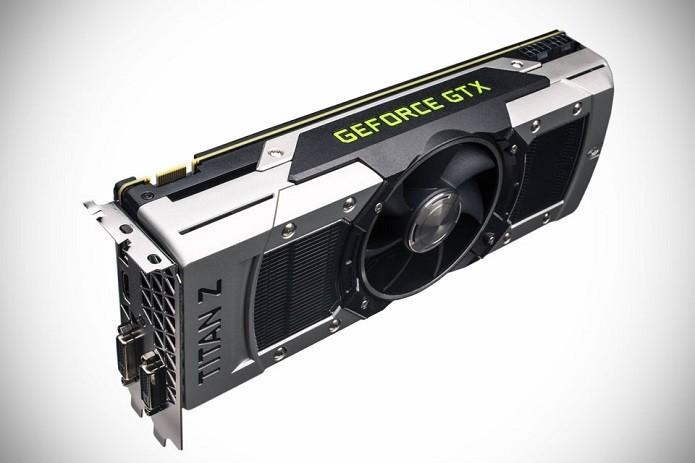 A GTX Titan X é uma das mais poderosas placas de vídeo do mercado (Foto: Divulgação)