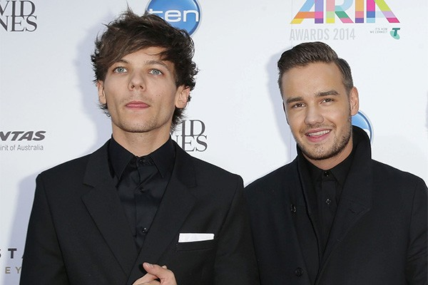 Liam Payne e Louis Tomlinson (Foto: Getty Images)
