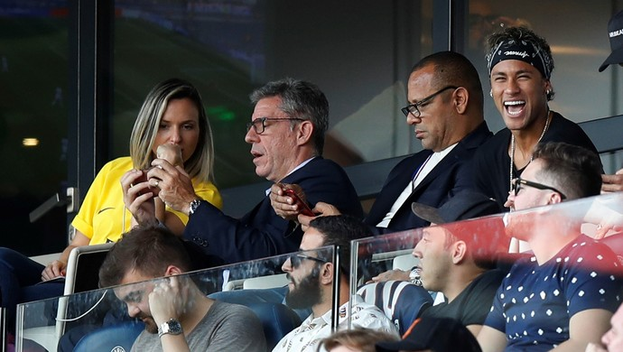 Neymar, PSG x Amiens (Foto: Reuters)