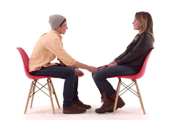 Vídeo mostra o que acontece quando casais se olham fixamente durante quatro minutos