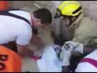 'Cena horrível', diz pai de bebê do DF que ficou 5 min submerso em piscina