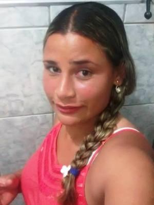 Maria Aparecida tinha 21 anos (Foto: Arquivo Pessoal)