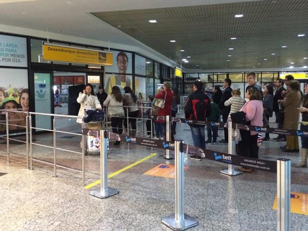 aeroportos (Foto: G1)