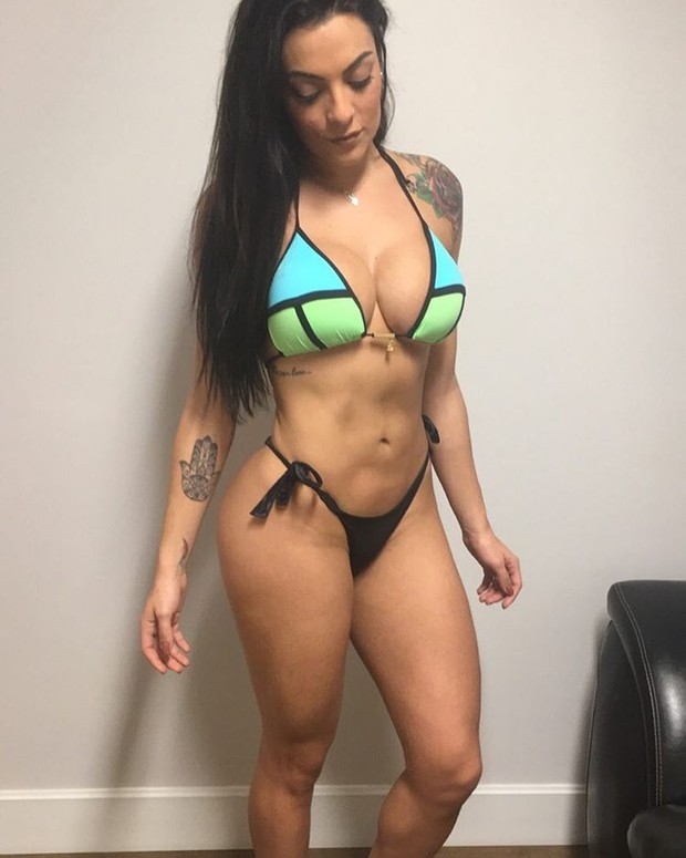 Monique Amin (Foto: Reprodução / Instagram)