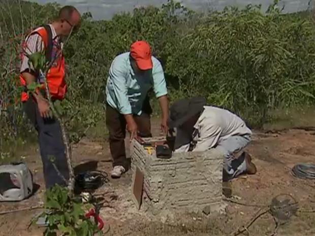 LabSis instala estações sismográficas para monitorar tremores no Agreste (Foto: Reprodução/ TV Asa Branca)