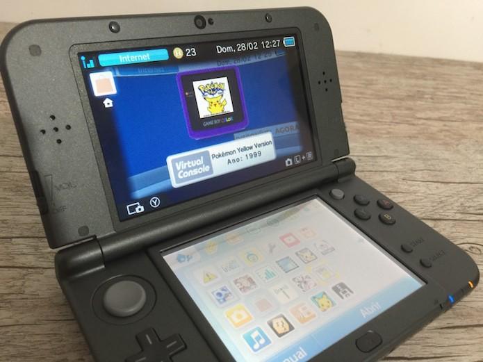 Pokémon Red, Blue e Yellow: clássicos são compatíveis com o Pokémon Bank (Foto: Reprodução/Victor Teixeira)