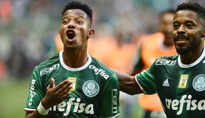 Palmeiras x São Paulo Tchê Tchê (Foto: Marcos Rilbolli)