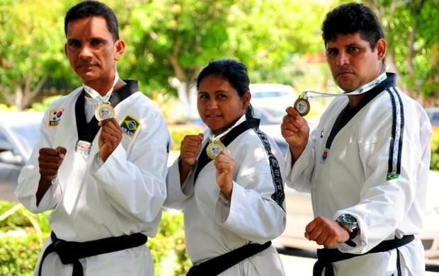 Taekwondo (Foto: Michael Dantas/Sejel)